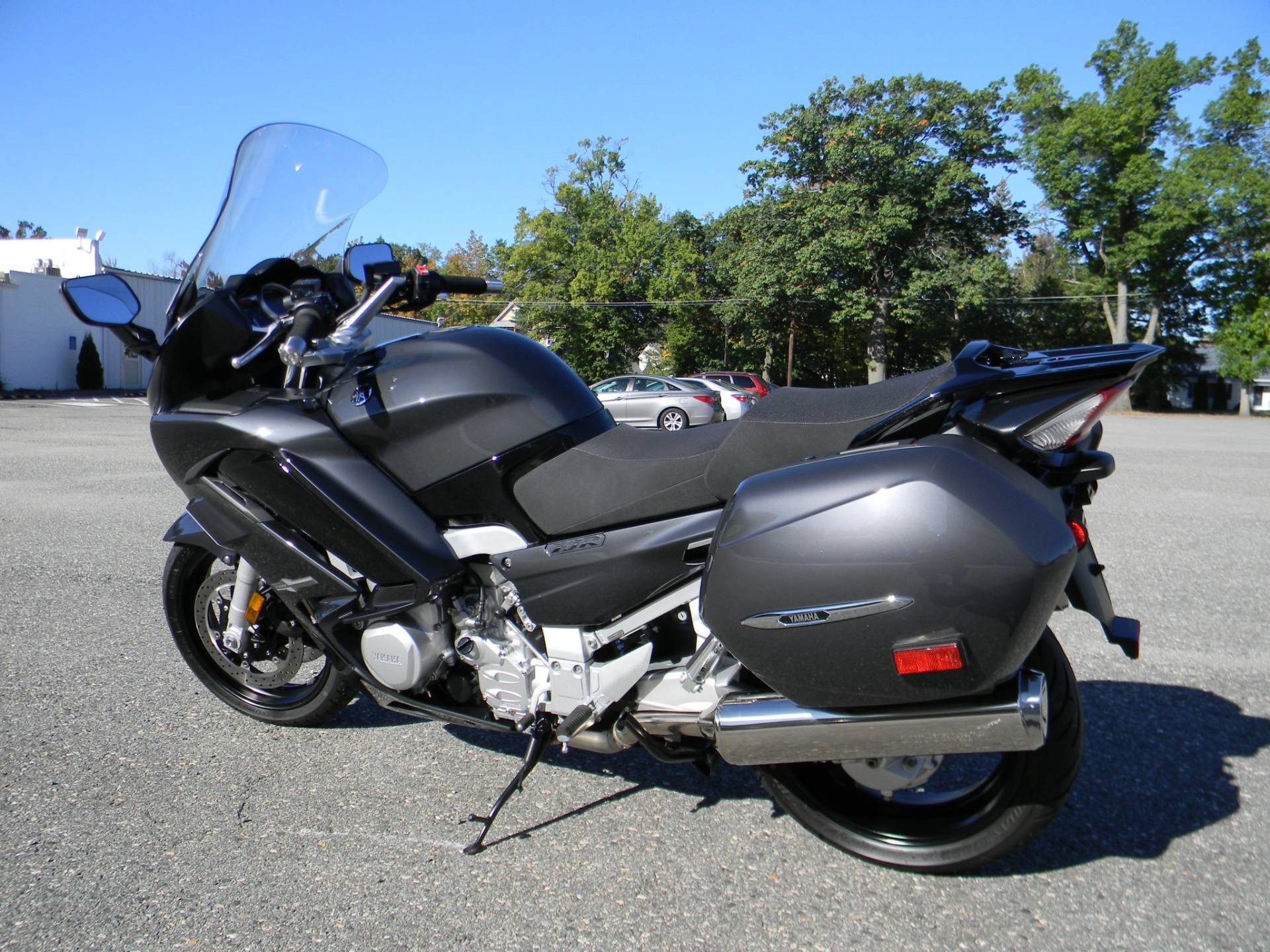 2015 Yamaha FJR1300A 6