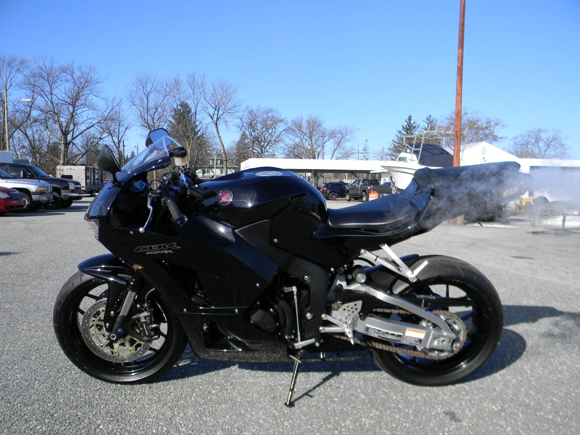 2015 Honda CBR®600RR in Springfield, Massachusetts - Photo 6