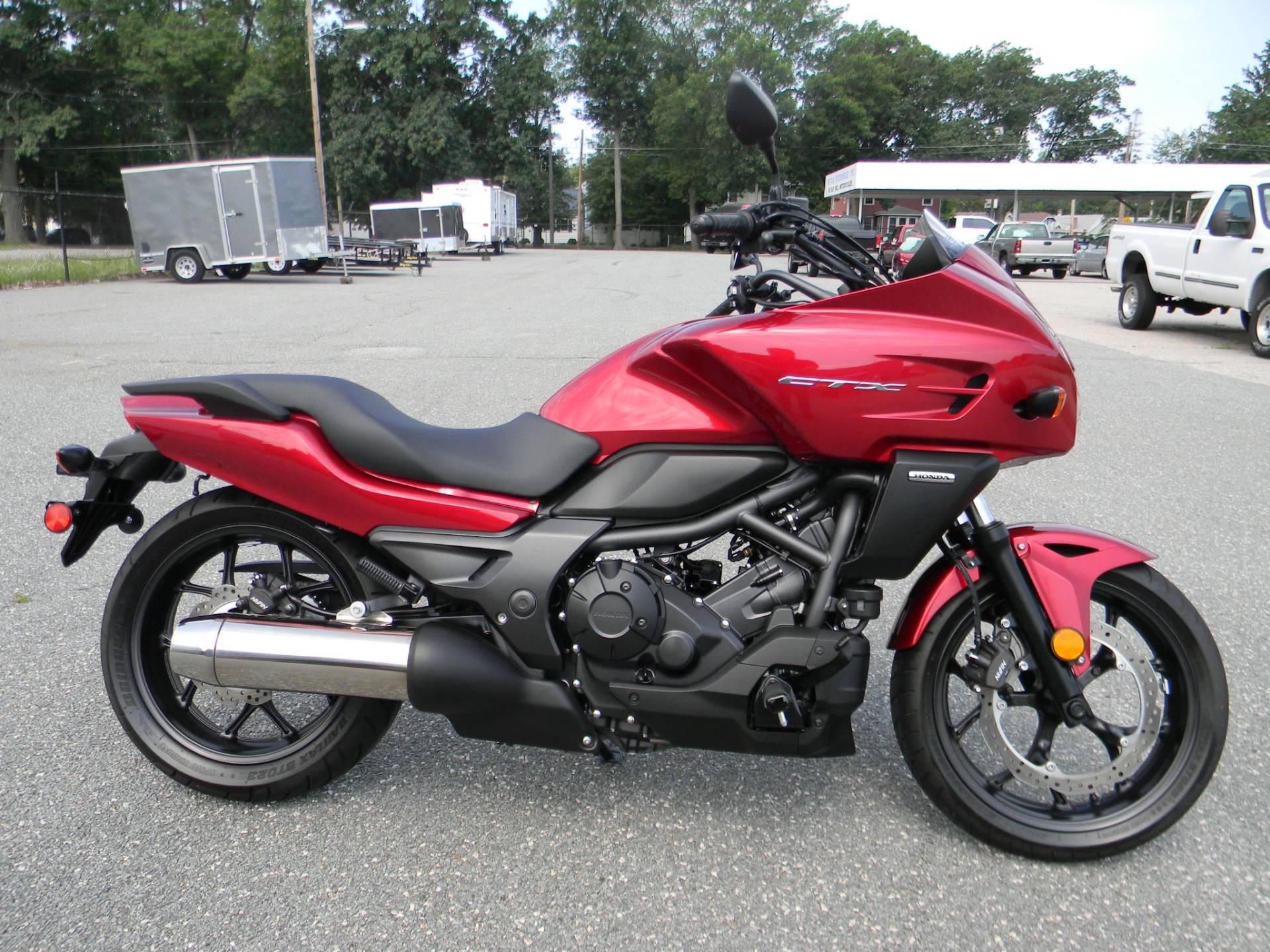 2014 honda ctx700 for sale springfield ma 48380 for Honda springfield va