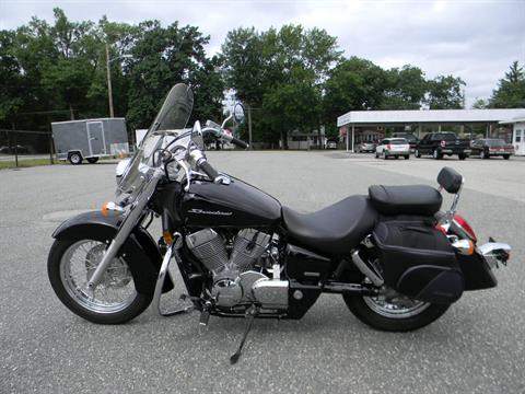 2013 Honda Shadow Aero® in Springfield, Massachusetts