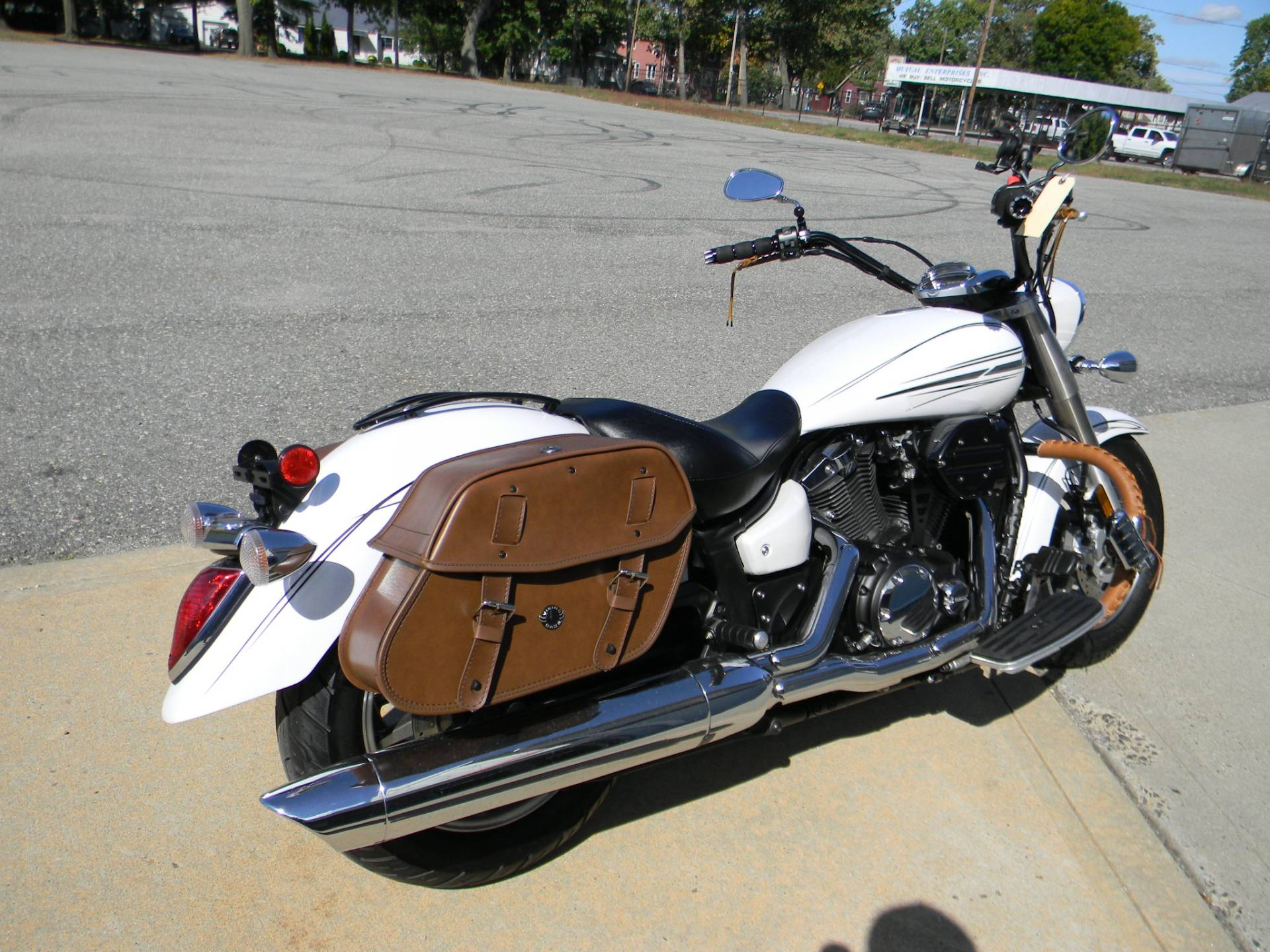 2009 Yamaha V Star 1300 in Springfield, Massachusetts - Photo 3
