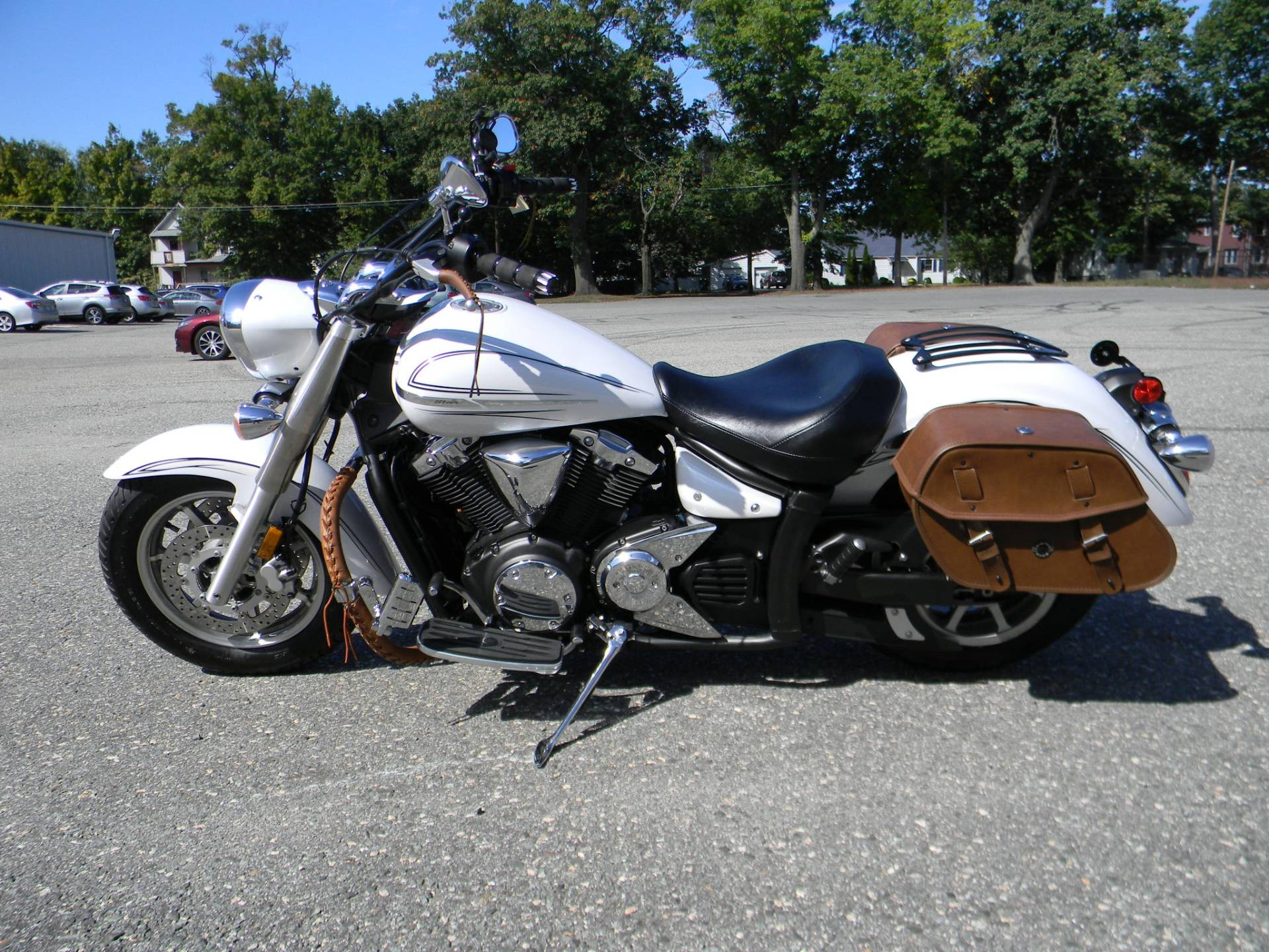 2009 Yamaha V Star 1300 in Springfield, Massachusetts - Photo 5