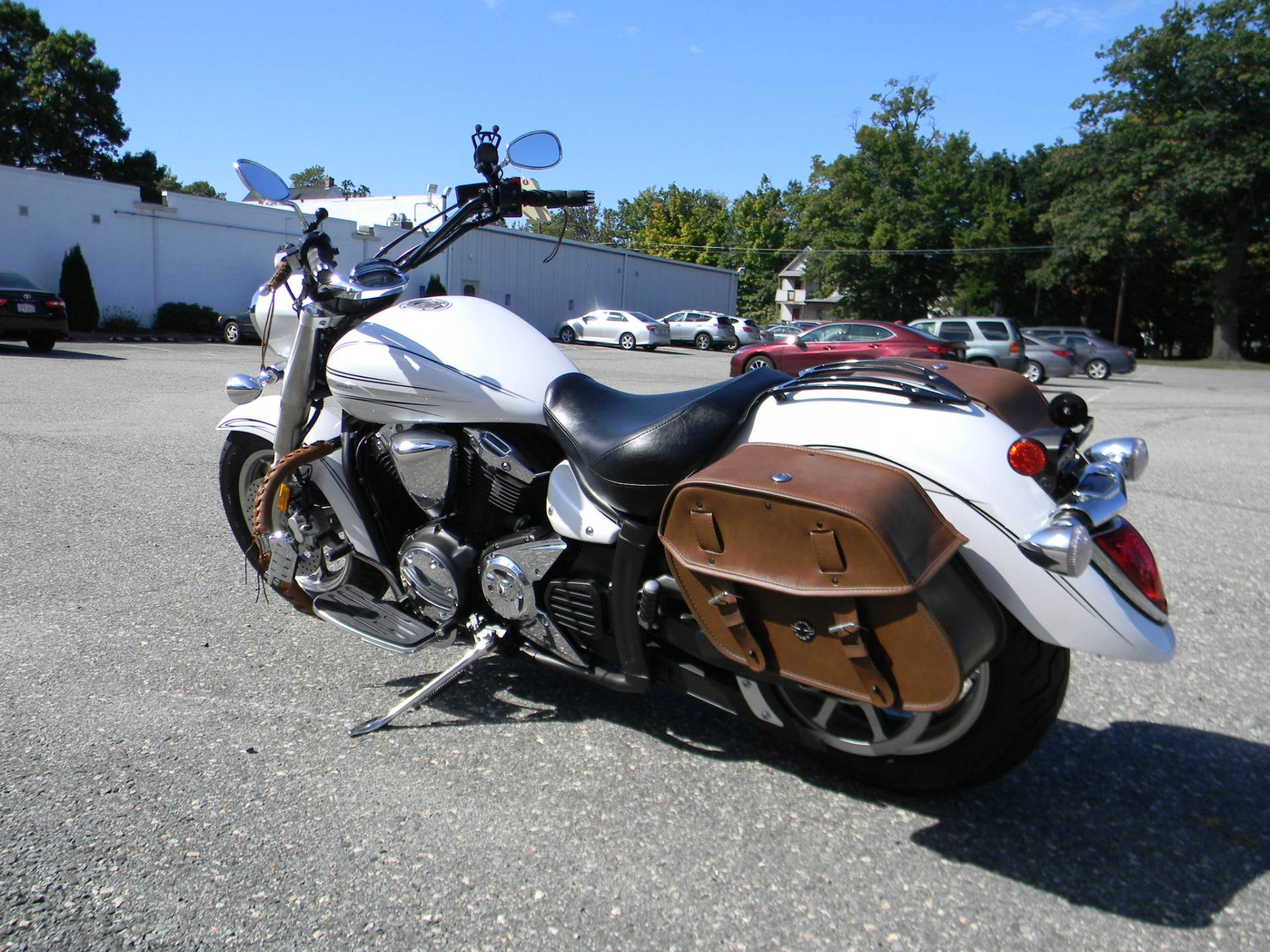 2009 Yamaha V Star 1300 in Springfield, Massachusetts - Photo 6