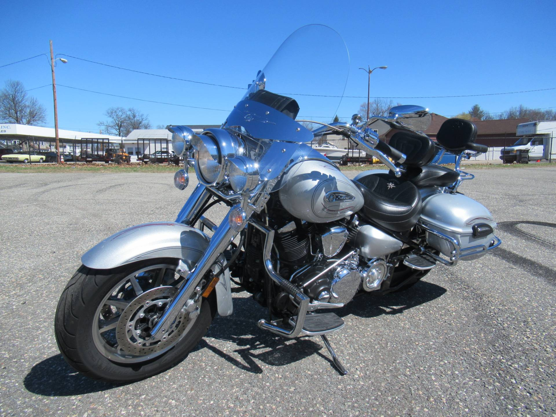 2009 Yamaha Road Star Silverado S in Springfield, Massachusetts - Photo 5