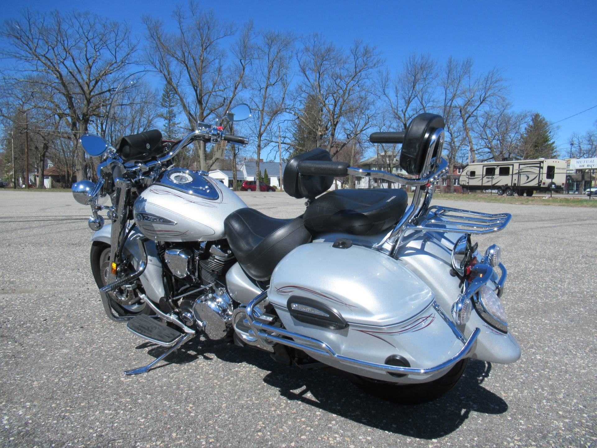 2009 Yamaha Road Star Silverado S in Springfield, Massachusetts - Photo 7