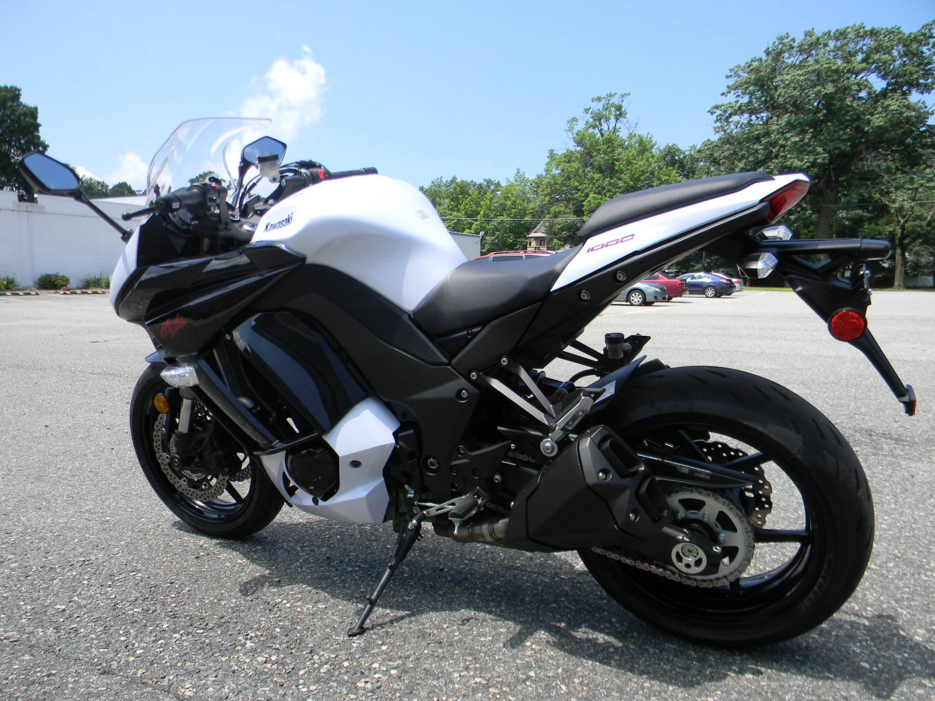 2013 Kawasaki Ninja® 1000 ABS in Springfield, Massachusetts