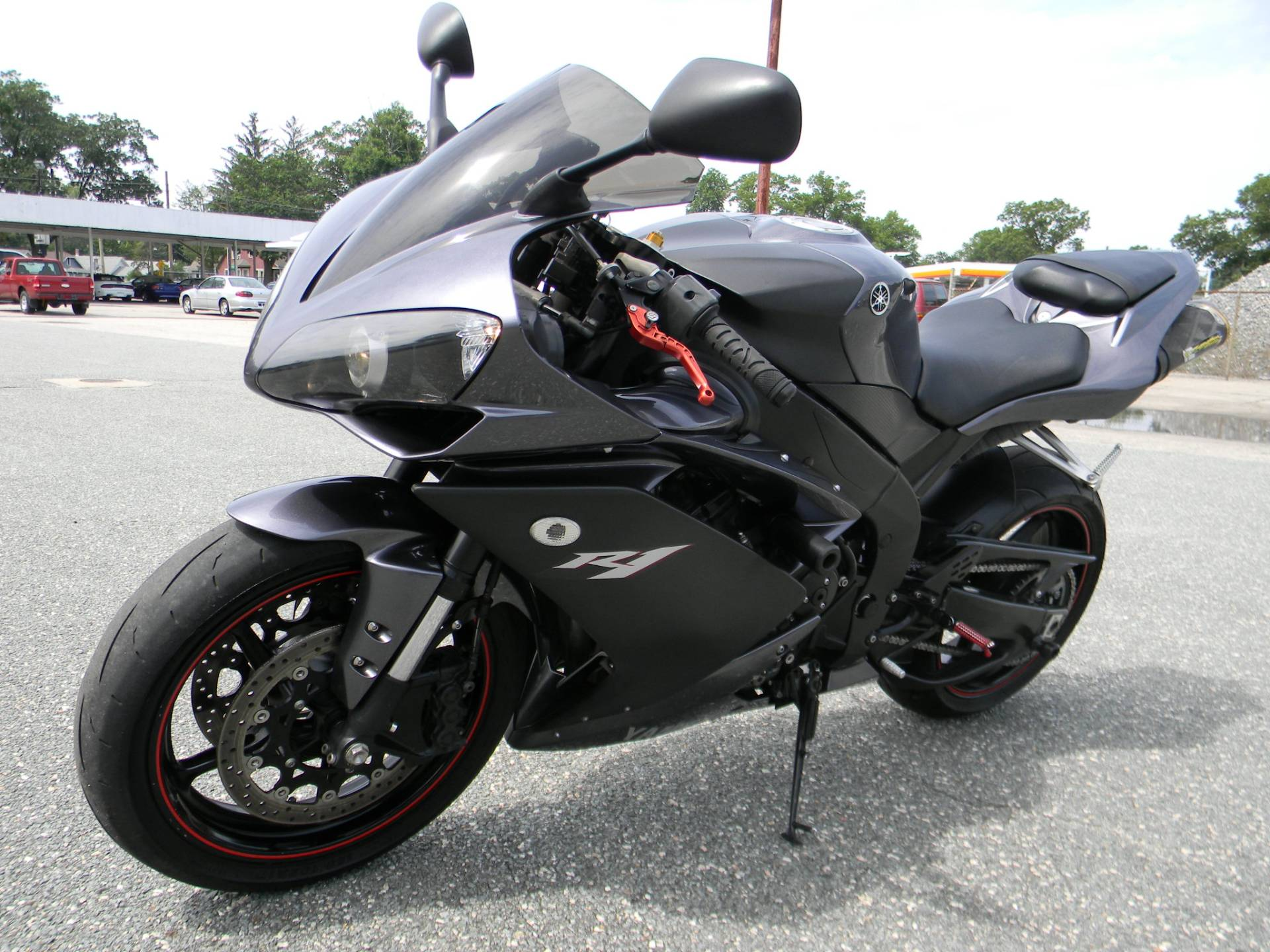 2007 Yamaha YZF-R1 4
