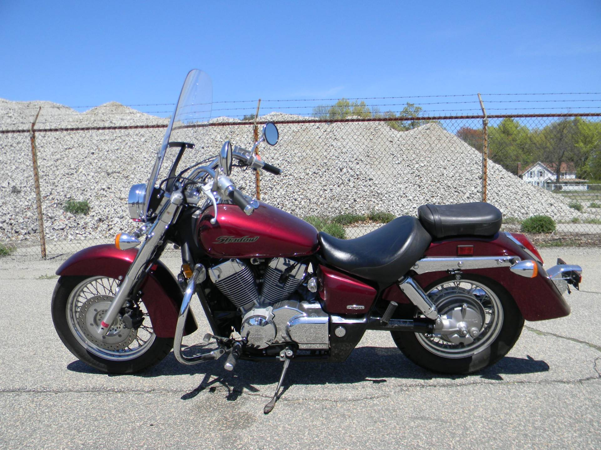 2004 Honda Shadow Aero in Springfield, Massachusetts
