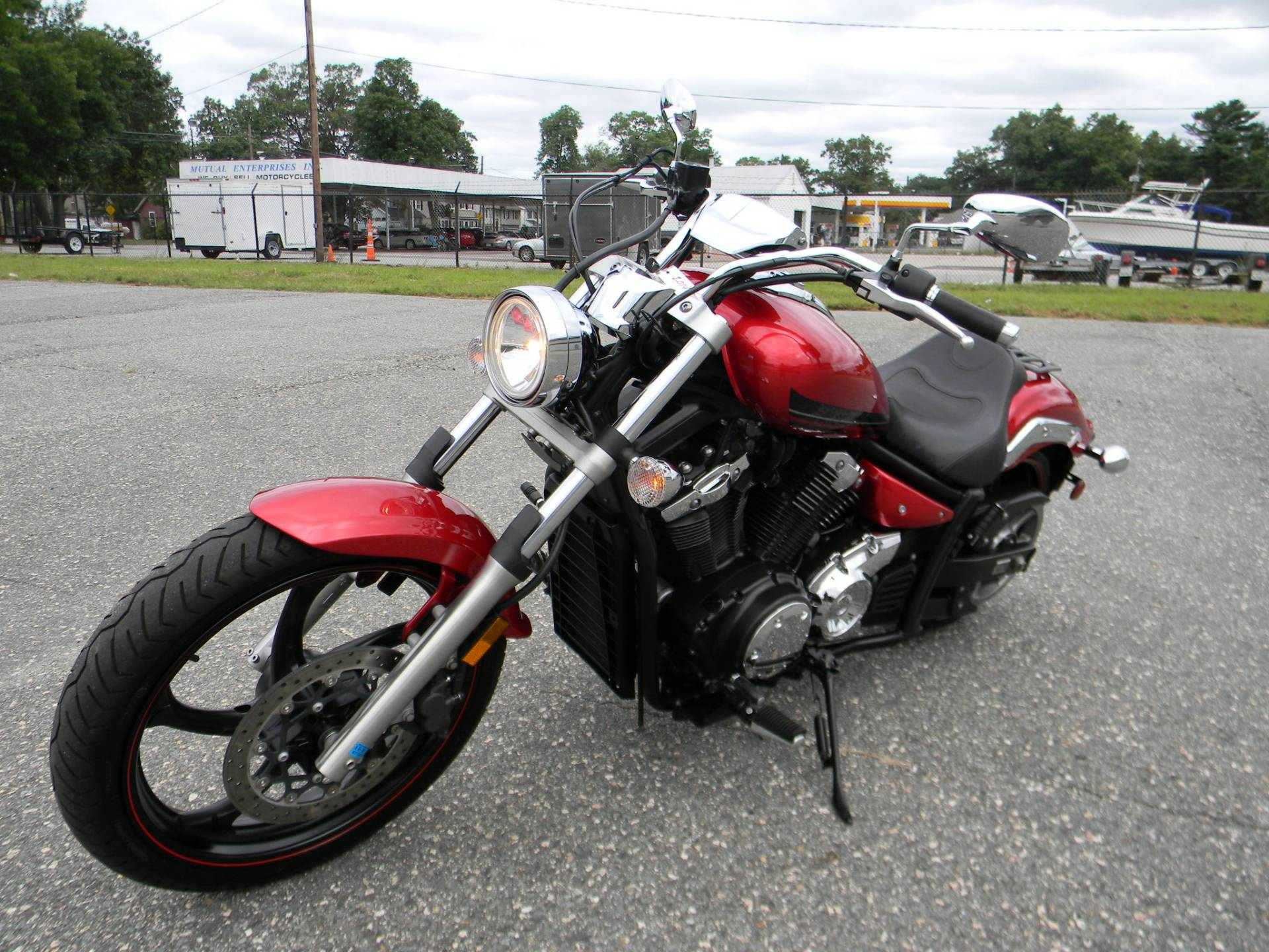 2014 Yamaha Stryker in Springfield, Massachusetts