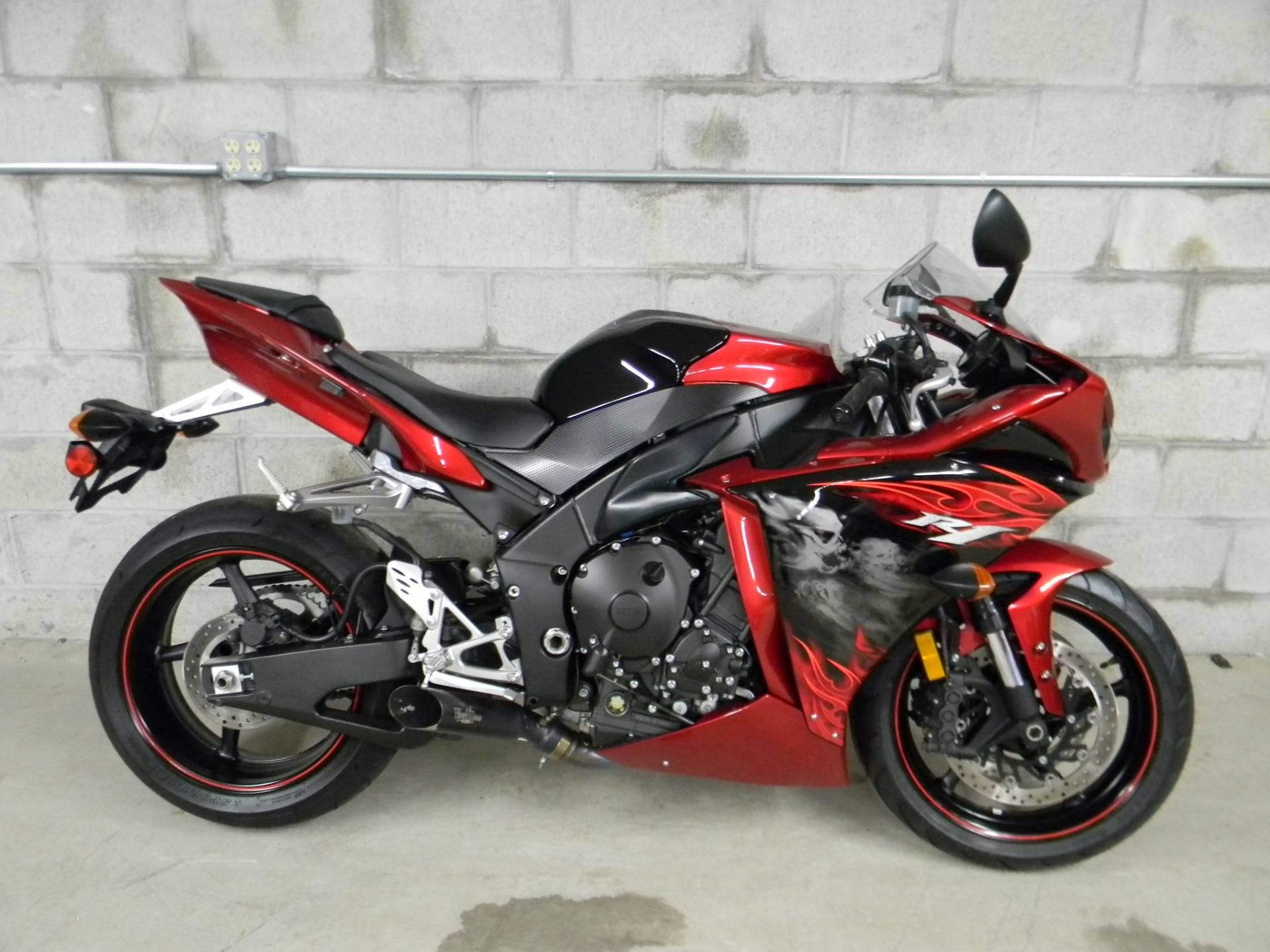 2011 Yamaha YZF-R1 for sale 112403