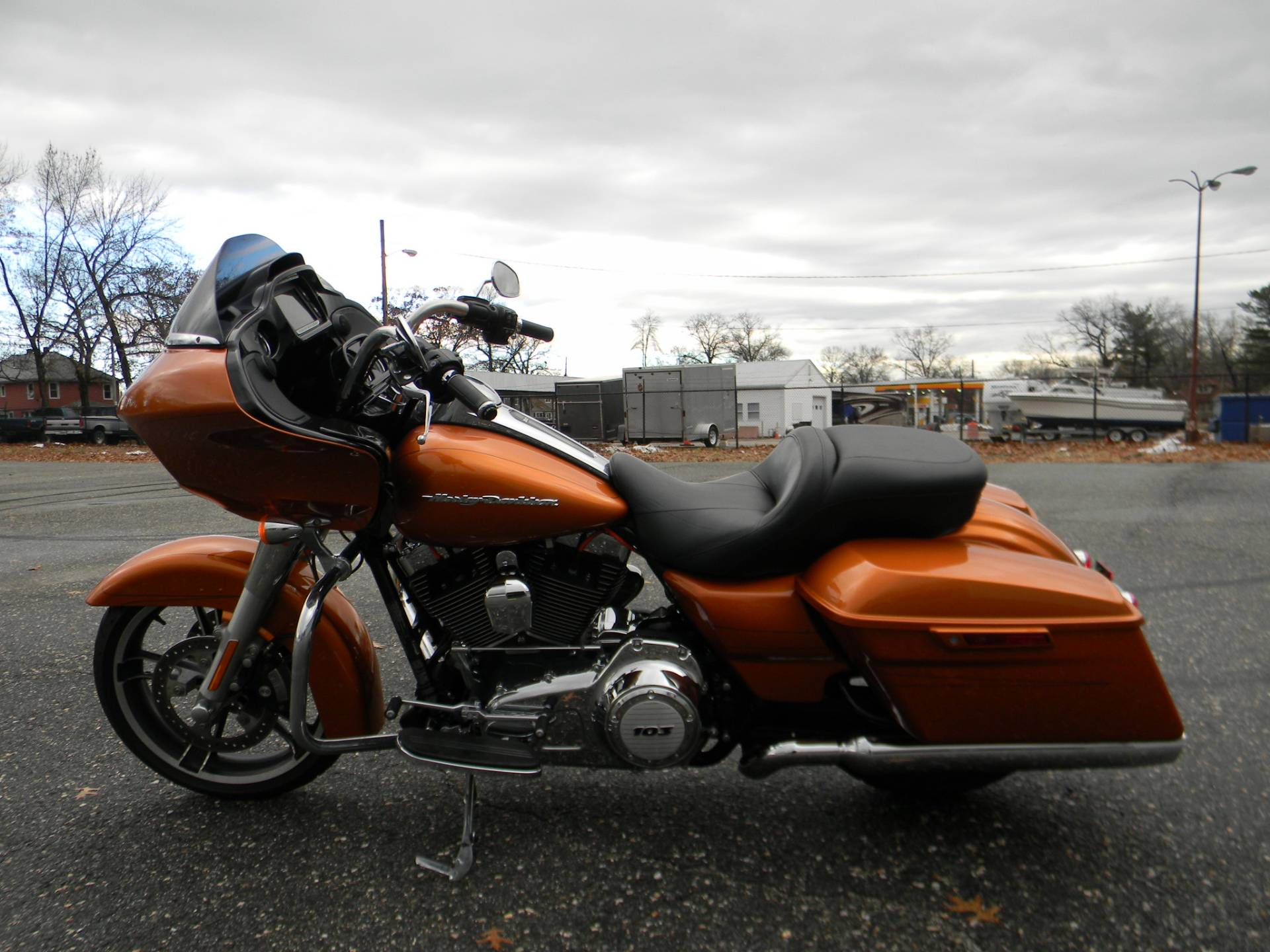 2015 Harley-Davidson Road Glide® Special in Springfield, Massachusetts - Photo 9