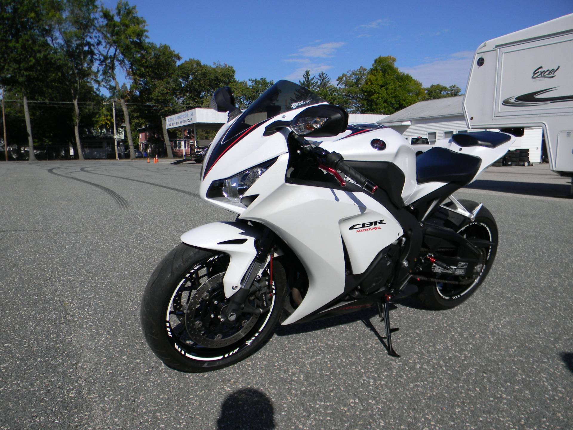 2014 Honda CBR®1000RR in Springfield, Massachusetts - Photo 5