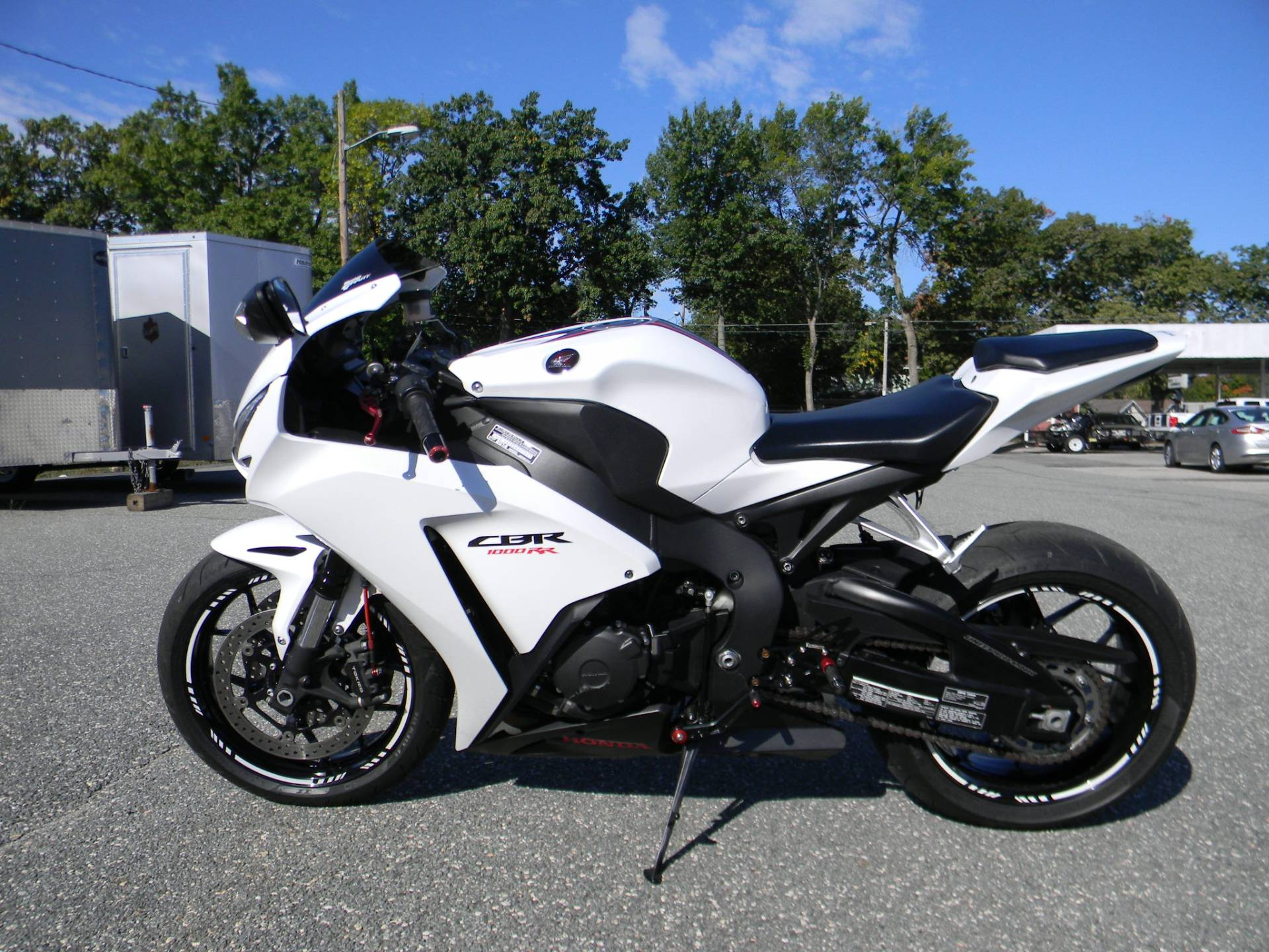 2014 Honda CBR®1000RR in Springfield, Massachusetts - Photo 6