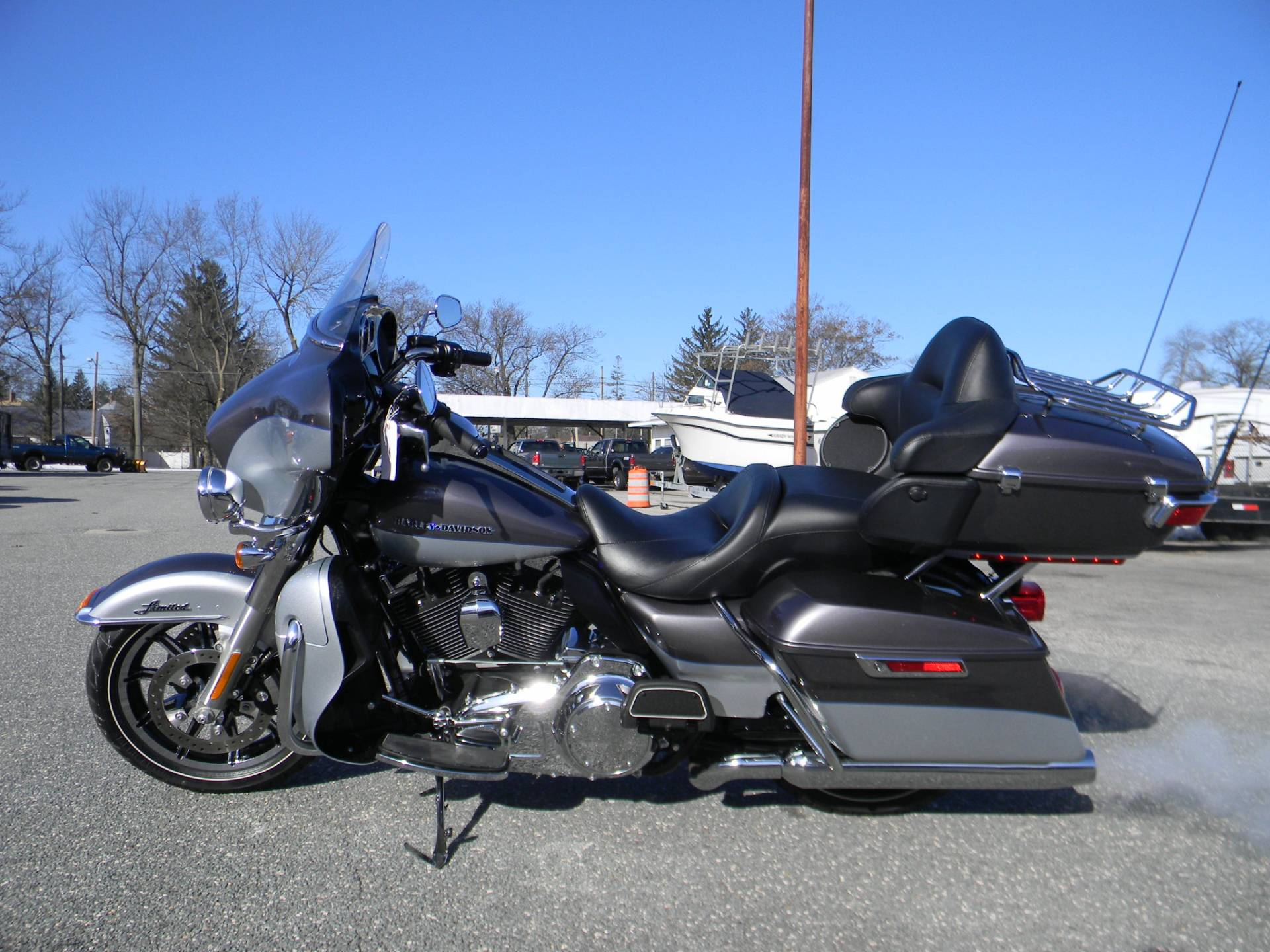 2014 Harley-Davidson Ultra Limited in Springfield, Massachusetts - Photo 6