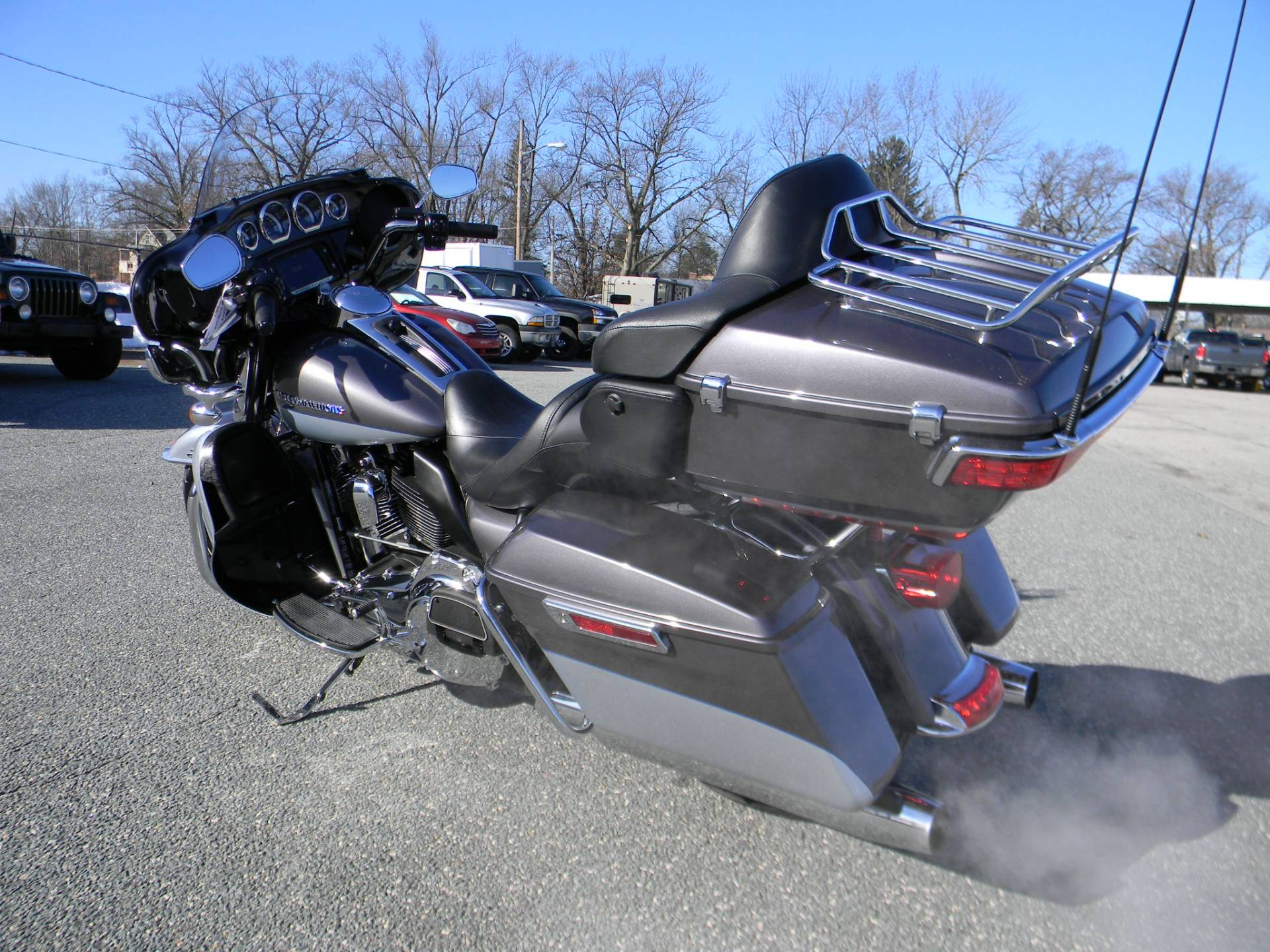 2014 Harley-Davidson Ultra Limited in Springfield, Massachusetts - Photo 7
