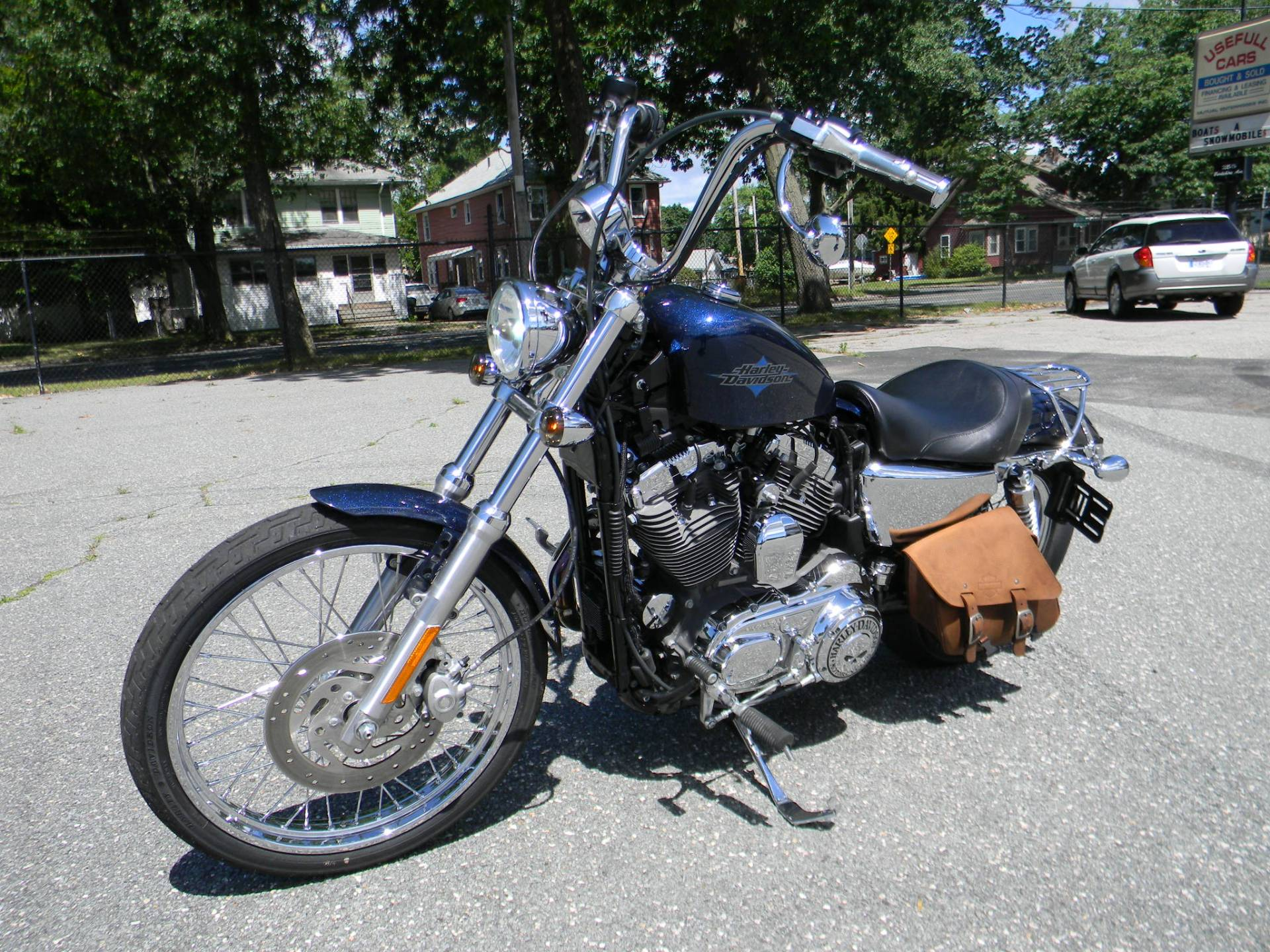 2013 Harley-Davidson Sportster® Seventy-Two® in Springfield, Massachusetts - Photo 6