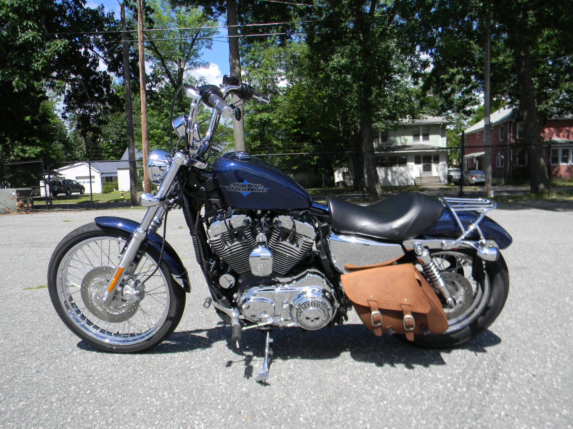 2013 Harley-Davidson Sportster® Seventy-Two® in Springfield, Massachusetts - Photo 7