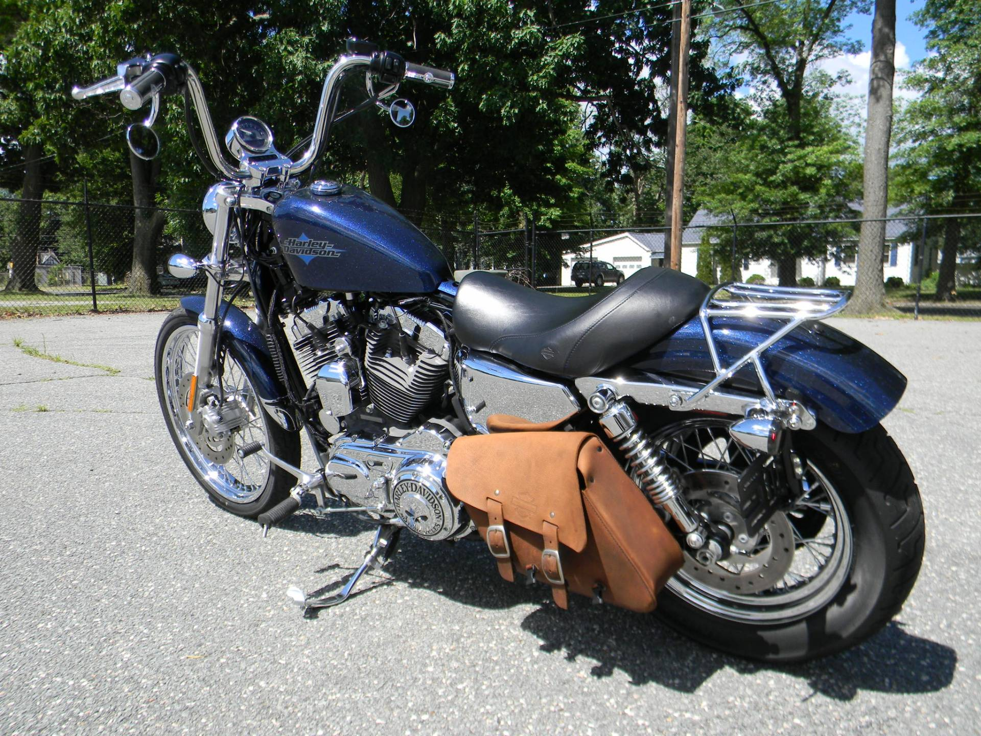2013 Harley-Davidson Sportster® Seventy-Two® in Springfield, Massachusetts - Photo 8