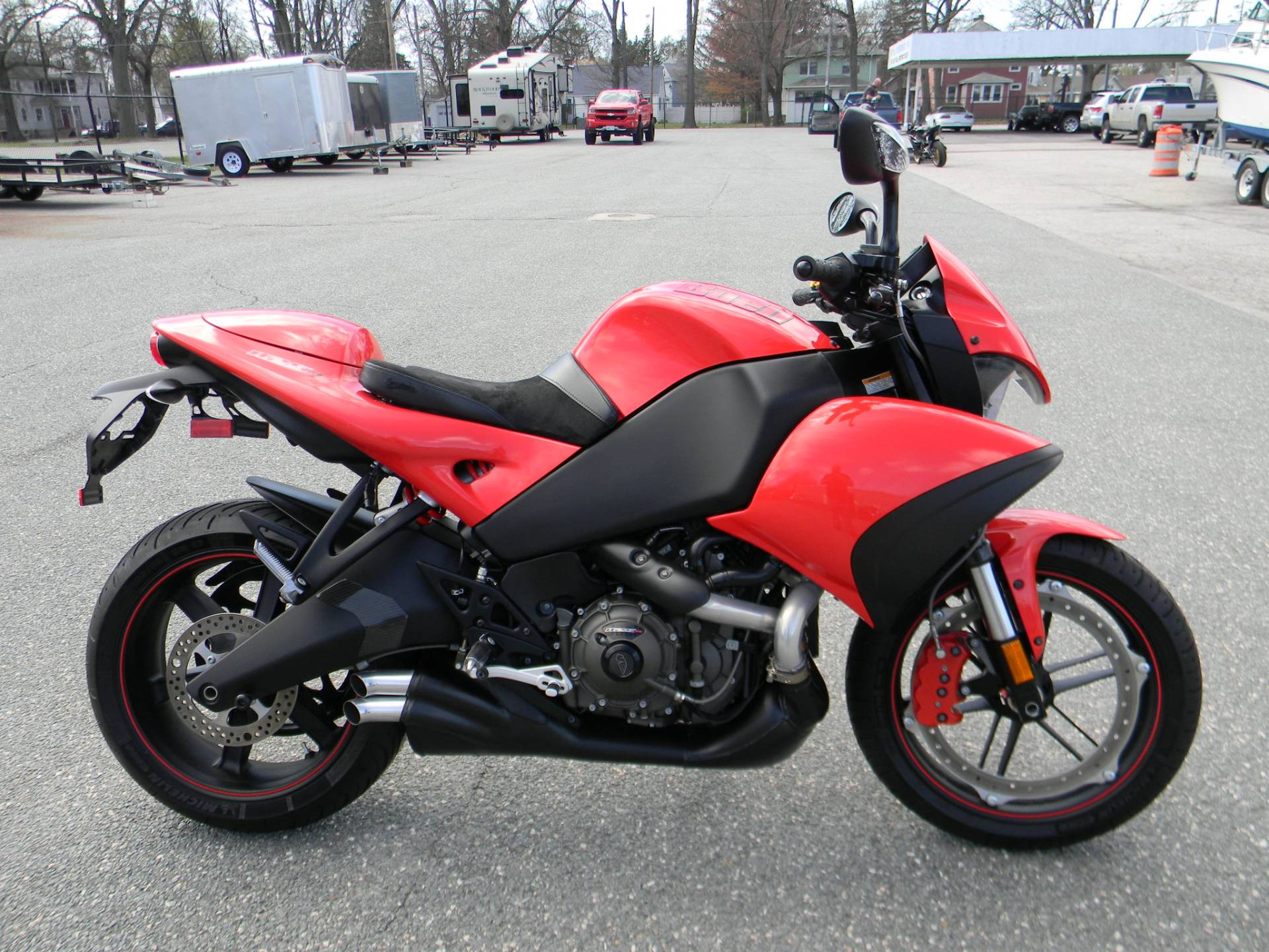 2009 Buell 1125R™ in Springfield, Massachusetts