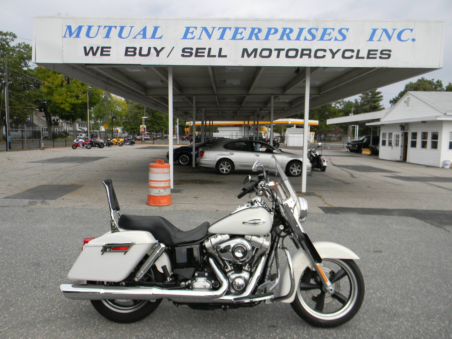 2014 Harley-Davidson Dyna® Switchback™ in Springfield, Massachusetts