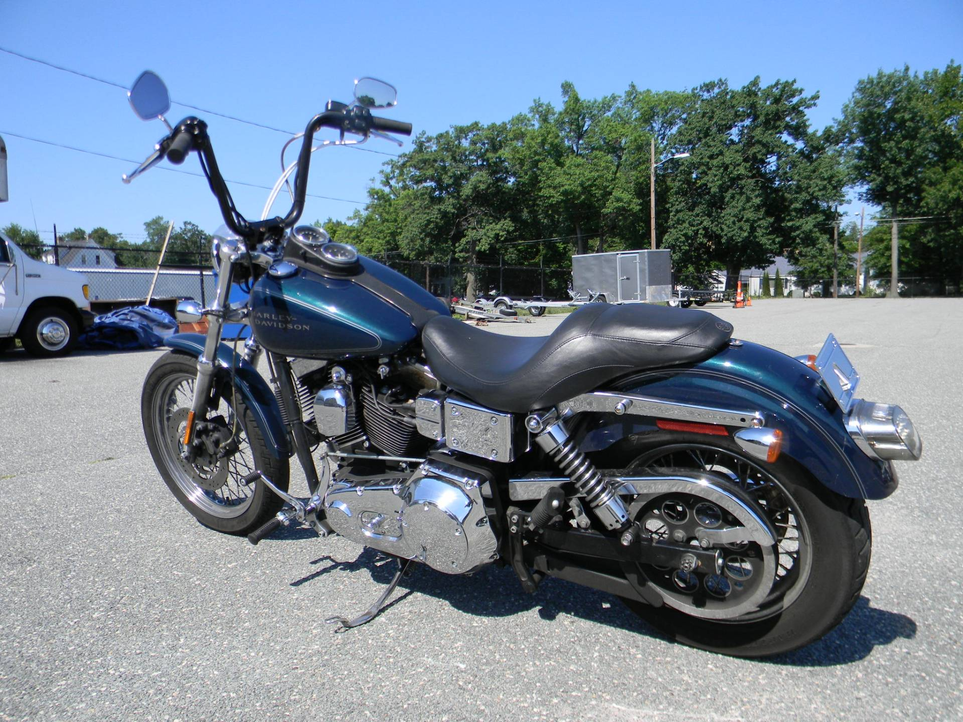 2001 Harley-Davidson FXDL  Dyna Low Rider® in Springfield, Massachusetts