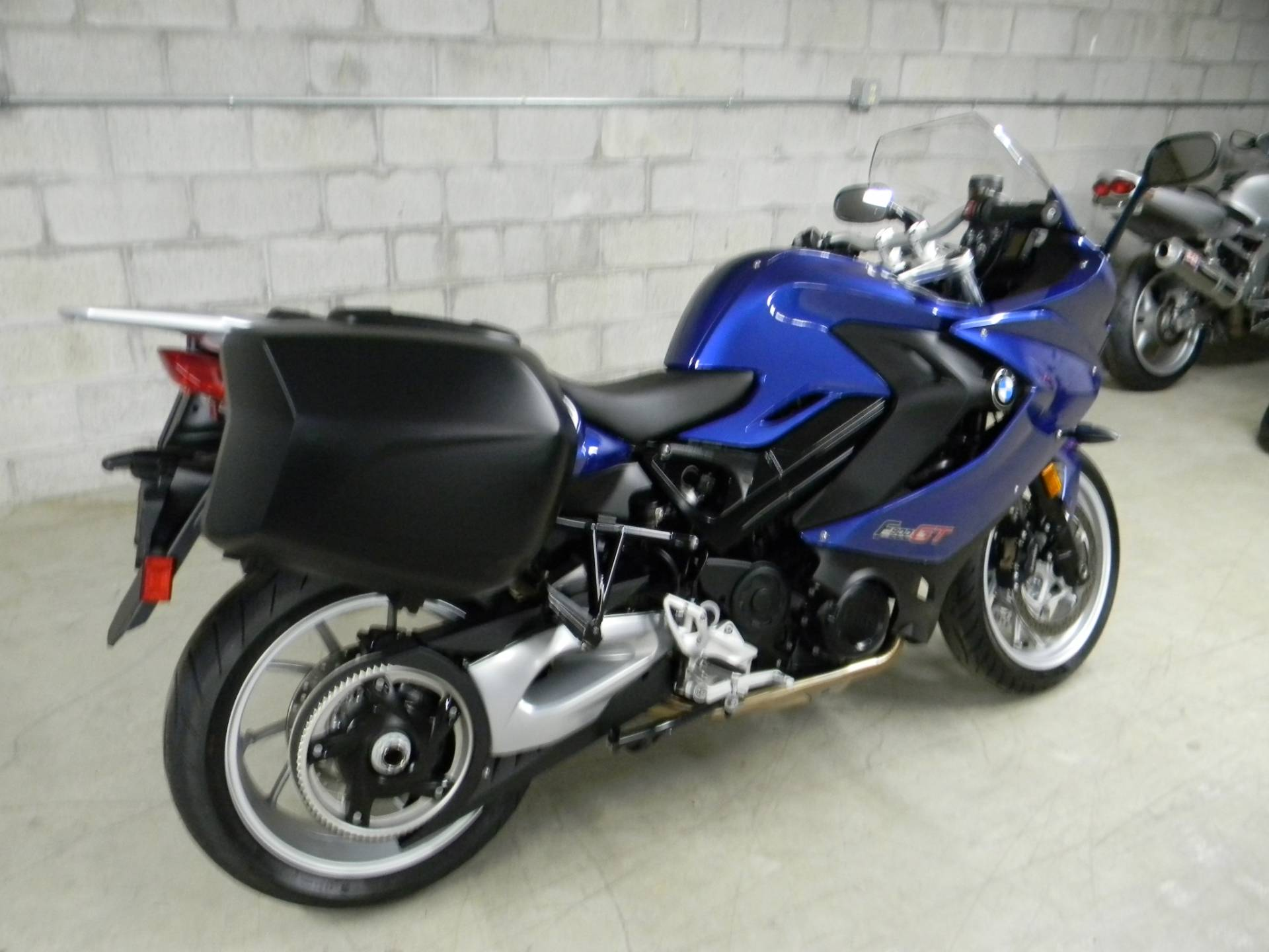 2015 BMW F 800 GT in Springfield, Massachusetts
