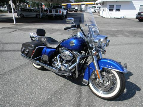 2010 Harley-Davidson Road King® Classic in Springfield, Massachusetts - Photo 2