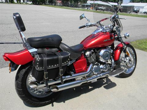 2008 Yamaha V Star 650 in Springfield, Massachusetts