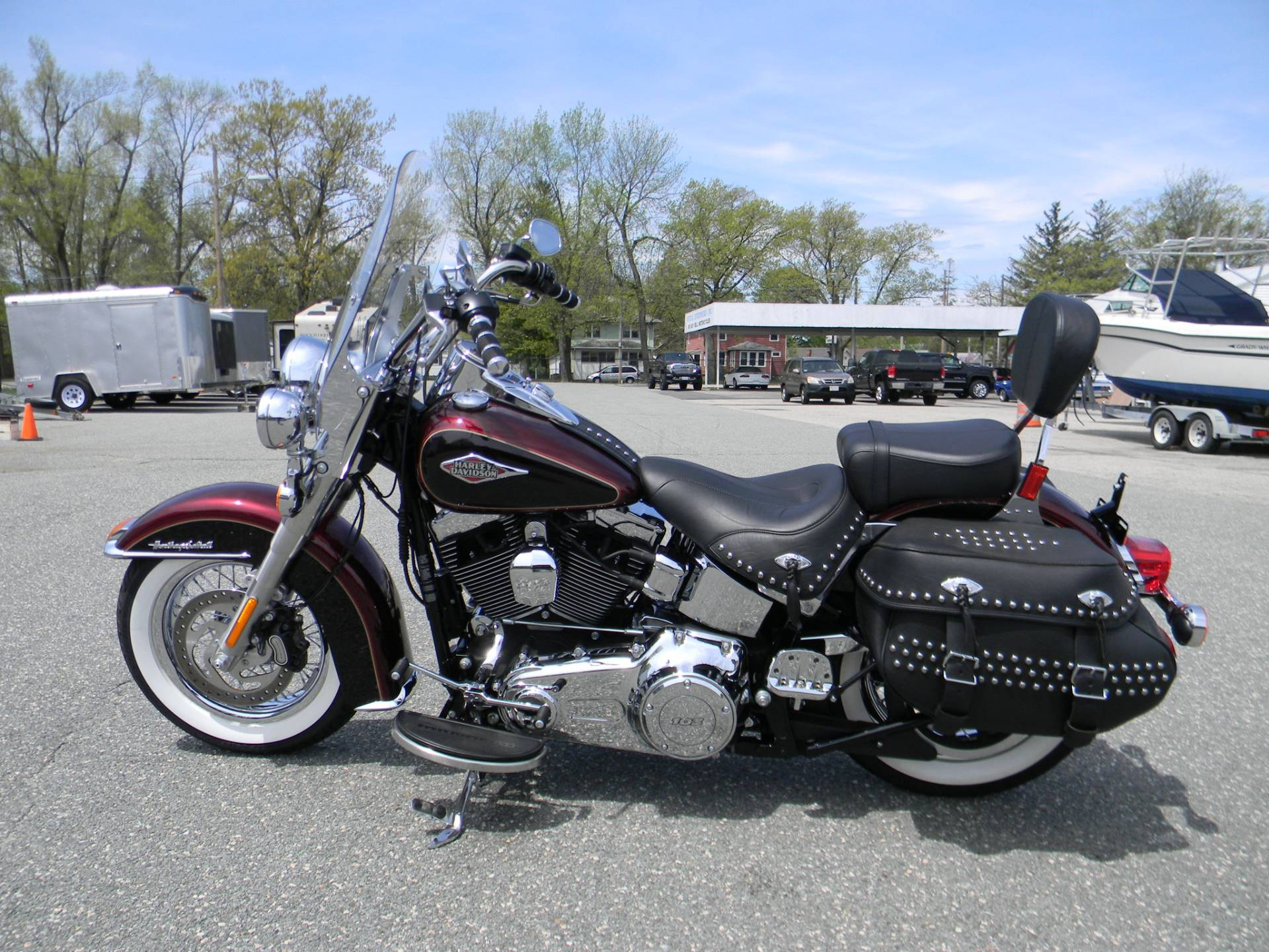 2015 Harley-Davidson Heritage Softail® Classic in Springfield, Massachusetts - Photo 6