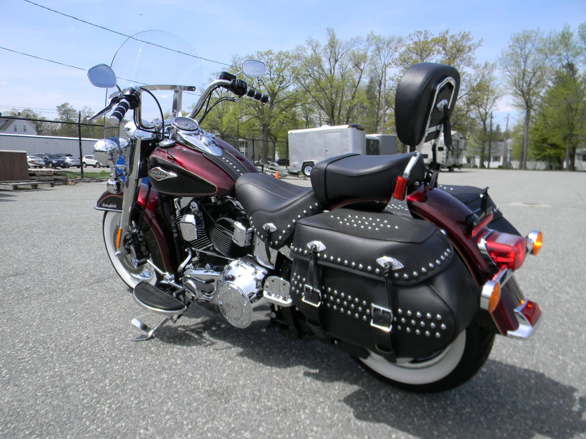 2015 Harley-Davidson Heritage Softail® Classic in Springfield, Massachusetts - Photo 7