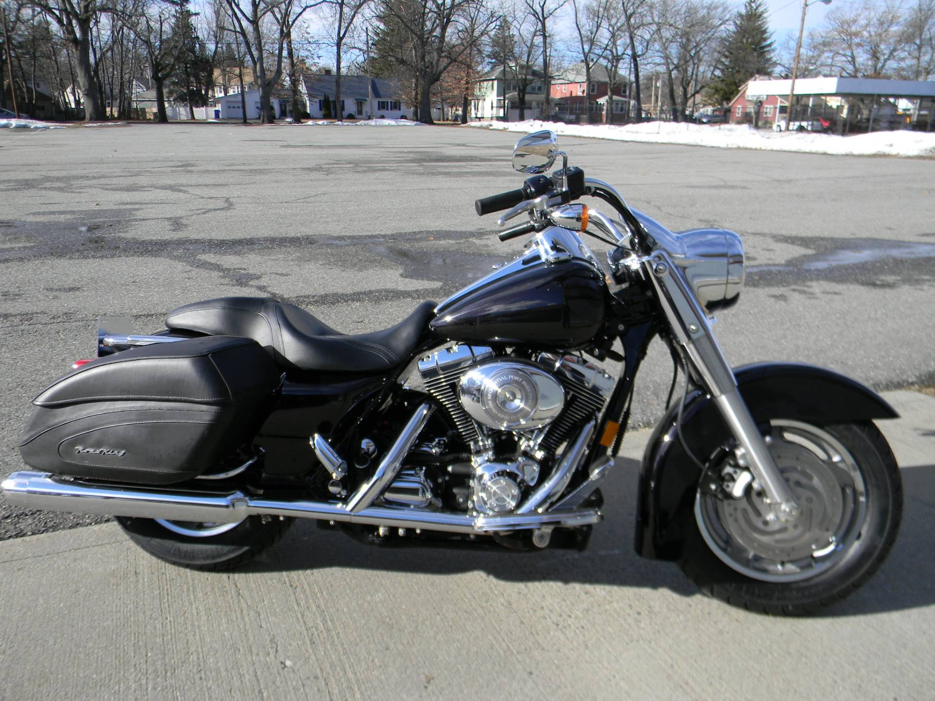 2005 harley davidson road king custom for sale. Black Bedroom Furniture Sets. Home Design Ideas