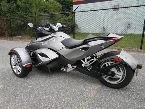 2013 Can-Am Spyder® RS SM5 in Springfield, Massachusetts