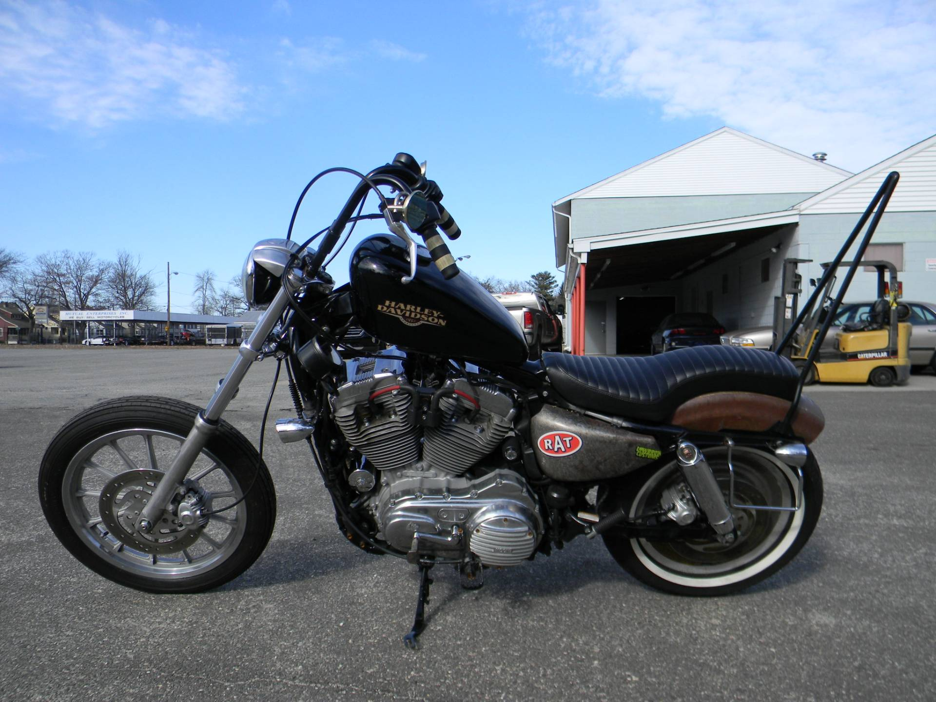 2010 Harley-Davidson Sportster® 883 Low in Springfield, Massachusetts