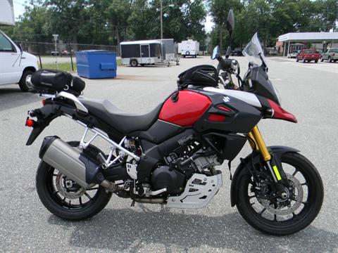 2014 Suzuki V-Strom 1000 ABS in Springfield, Massachusetts