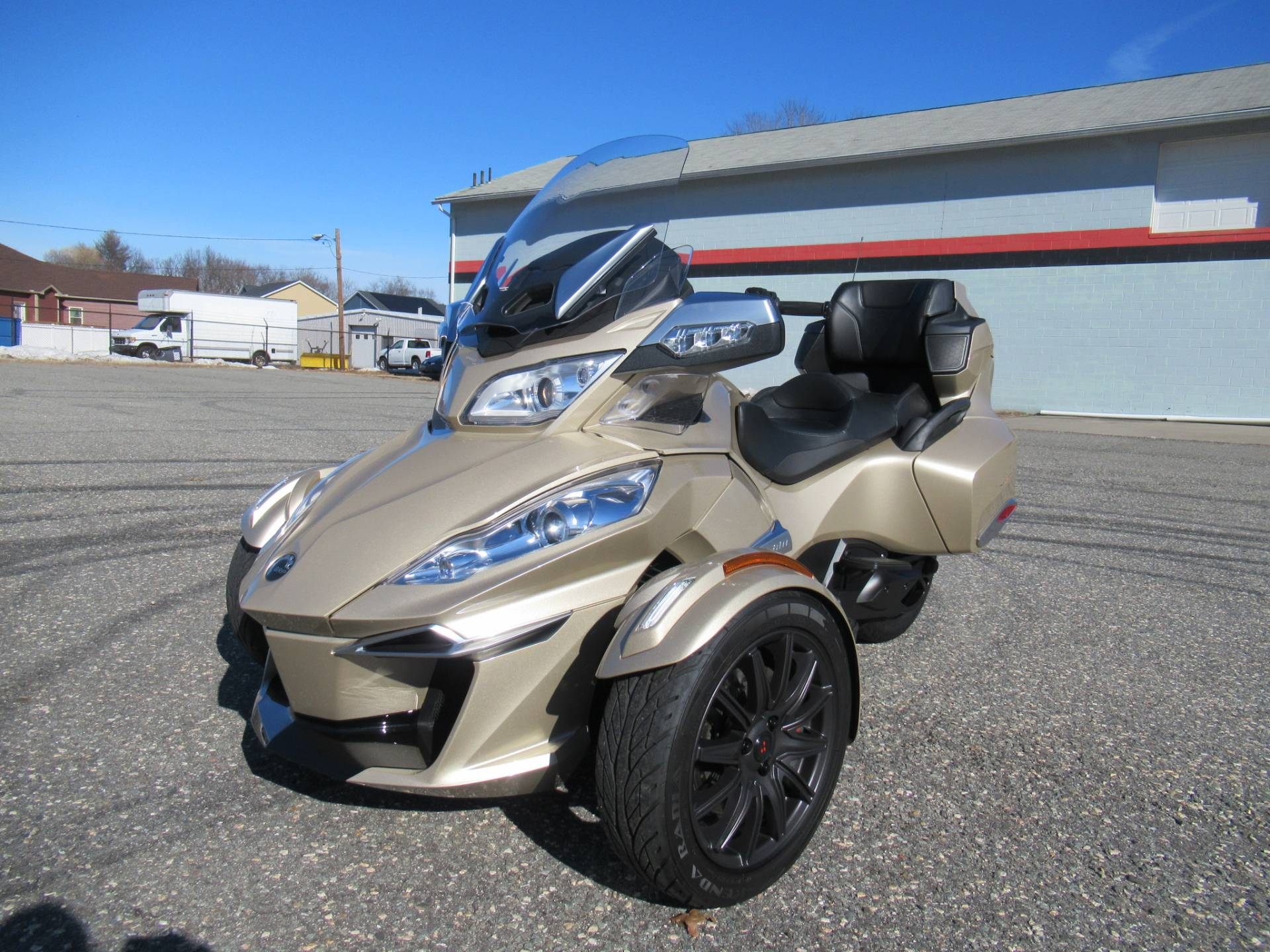 2017 Can-Am Spyder RT-S in Springfield, Massachusetts - Photo 7