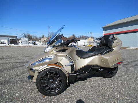2017 Can-Am Spyder RT-S in Springfield, Massachusetts - Photo 8