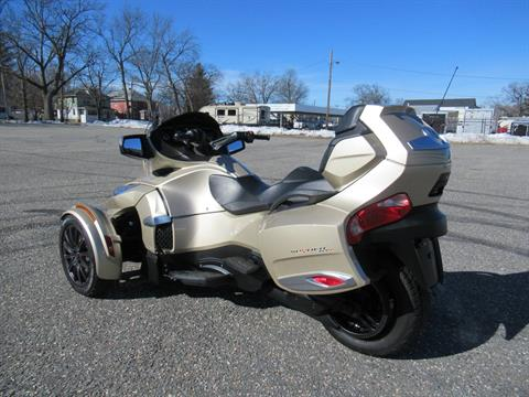 2017 Can-Am Spyder RT-S in Springfield, Massachusetts - Photo 10