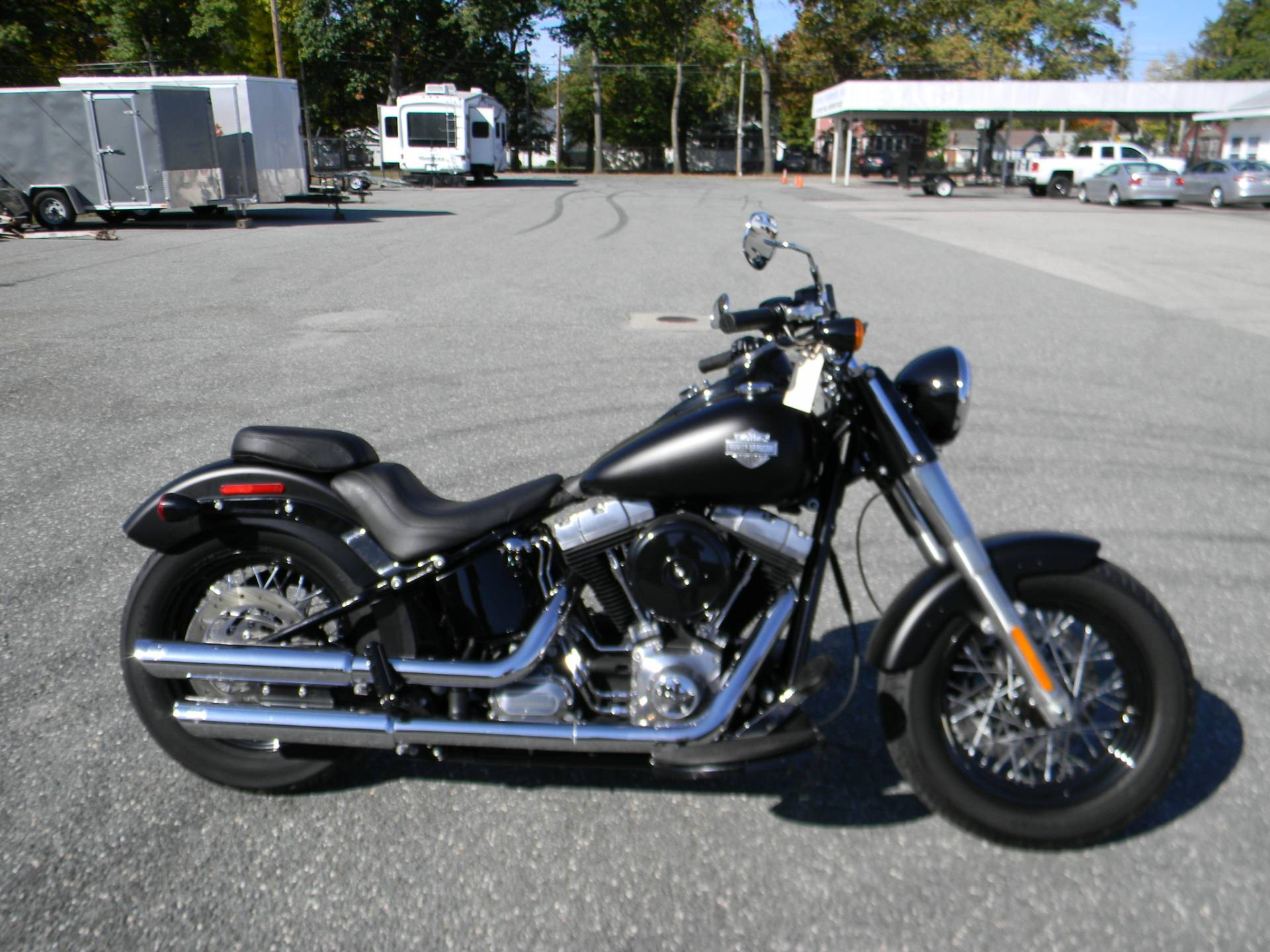 2012 Harley-Davidson Softail® Slim™ in Springfield, Massachusetts - Photo 1