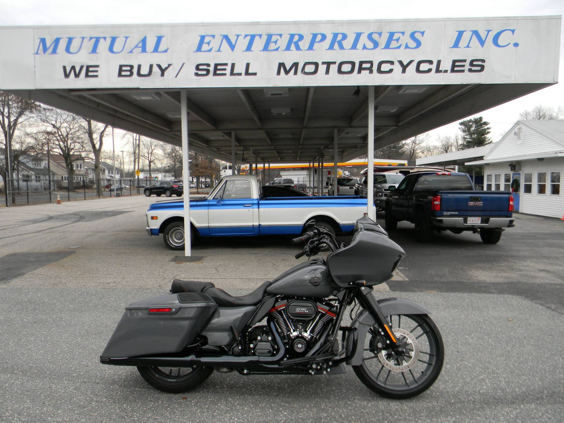 2018 Harley-Davidson CVO™ Road Glide® in Springfield, Massachusetts - Photo 1