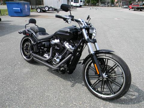 2019 Harley-Davidson Breakout® 107 in Springfield, Massachusetts - Photo 2
