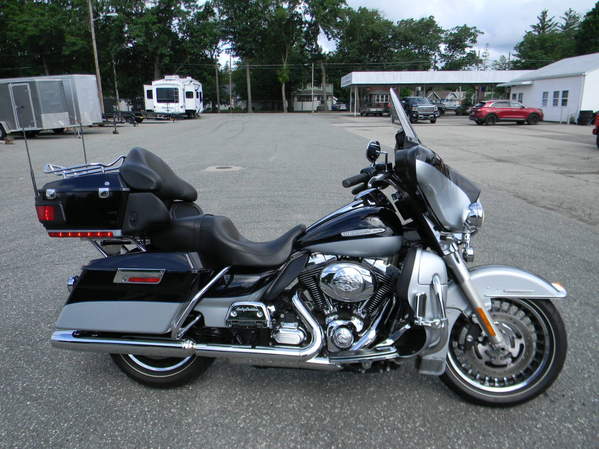 2012 Harley-Davidson Electra Glide® Ultra Limited in Springfield, Massachusetts - Photo 1