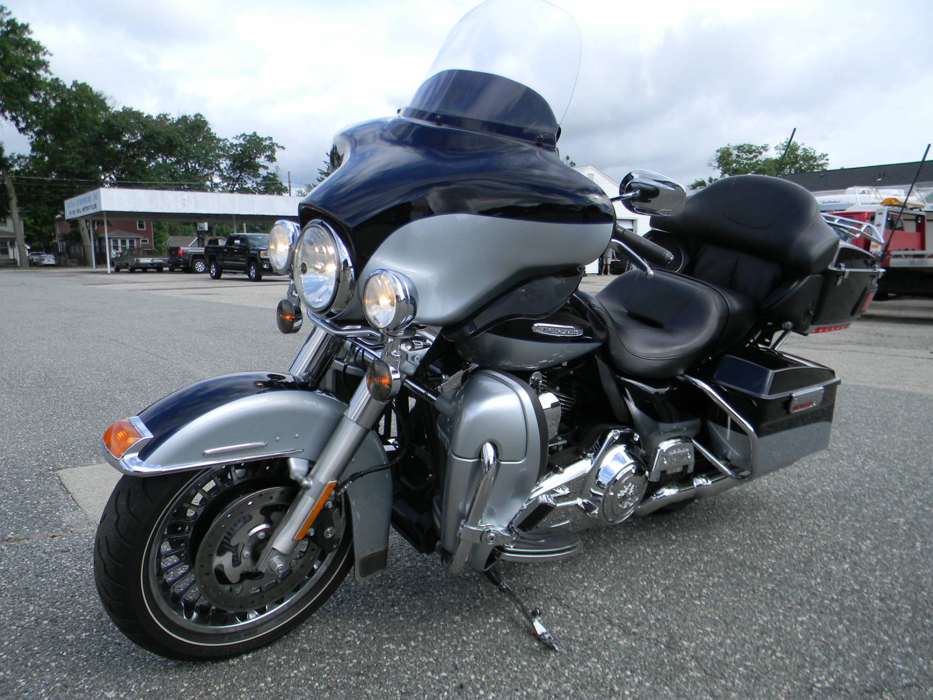 2012 Harley-Davidson Electra Glide® Ultra Limited in Springfield, Massachusetts - Photo 6
