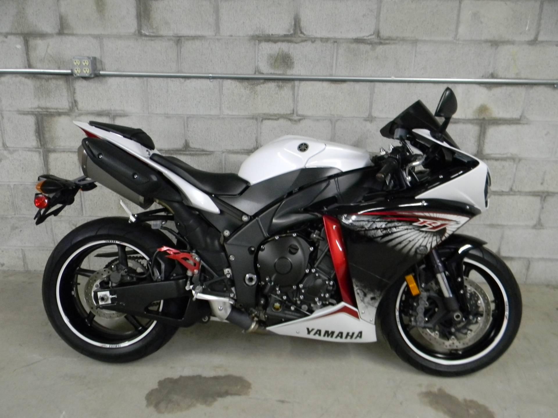 2012 Yamaha YZF-R1 for sale 112044