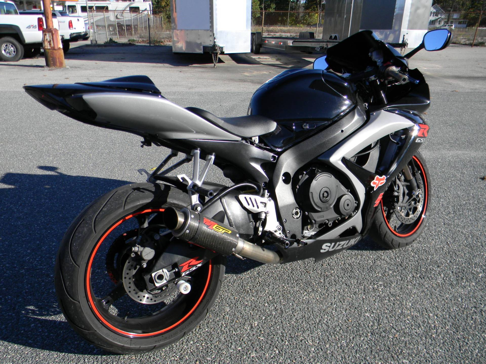 2006 Suzuki GSX-R750™ in Springfield, Massachusetts