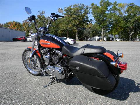 2009 Harley-Davidson Sportster® 1200 Custom in Springfield, Massachusetts - Photo 8