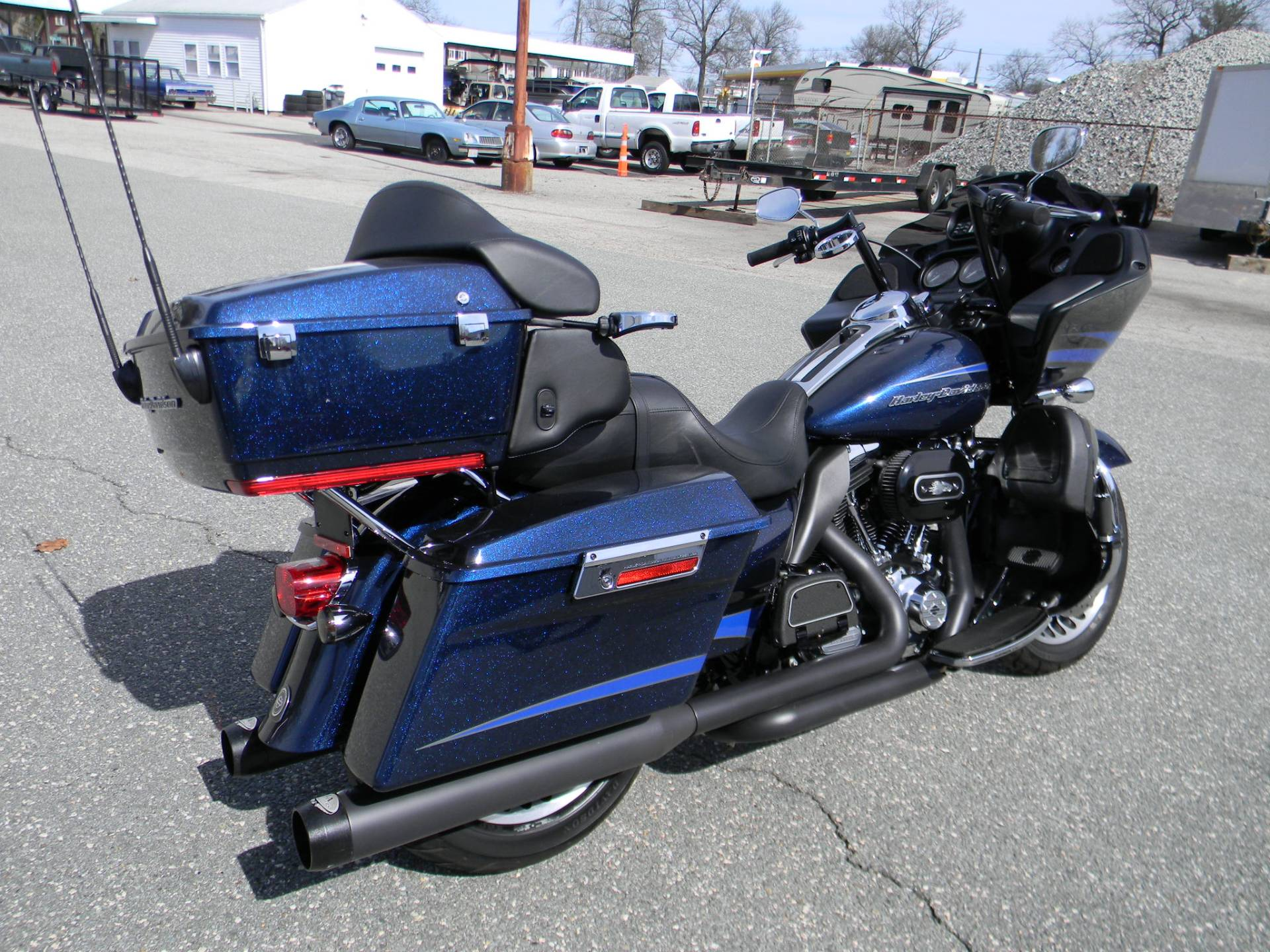 2013 Harley-Davidson Road Glide® Ultra in Springfield, Massachusetts