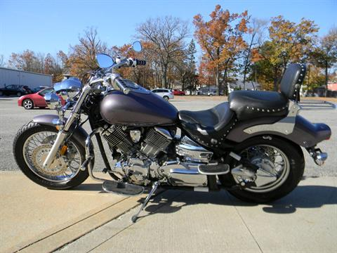 2001 Yamaha V Star 1100 Custom in Springfield, Massachusetts - Photo 5