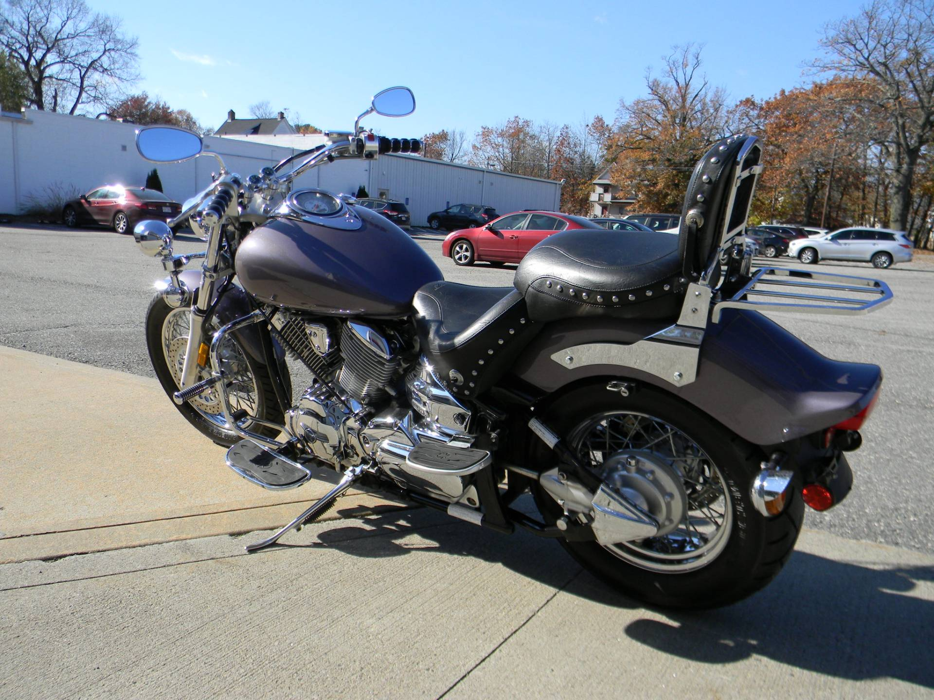2001 Yamaha V Star 1100 Custom in Springfield, Massachusetts - Photo 6
