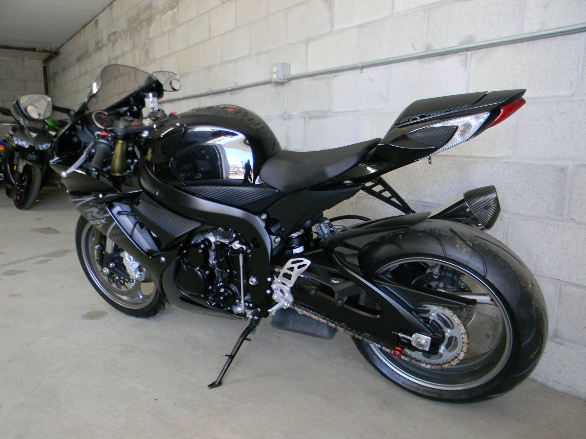 2011 Suzuki GSX-R750™ in Springfield, Massachusetts