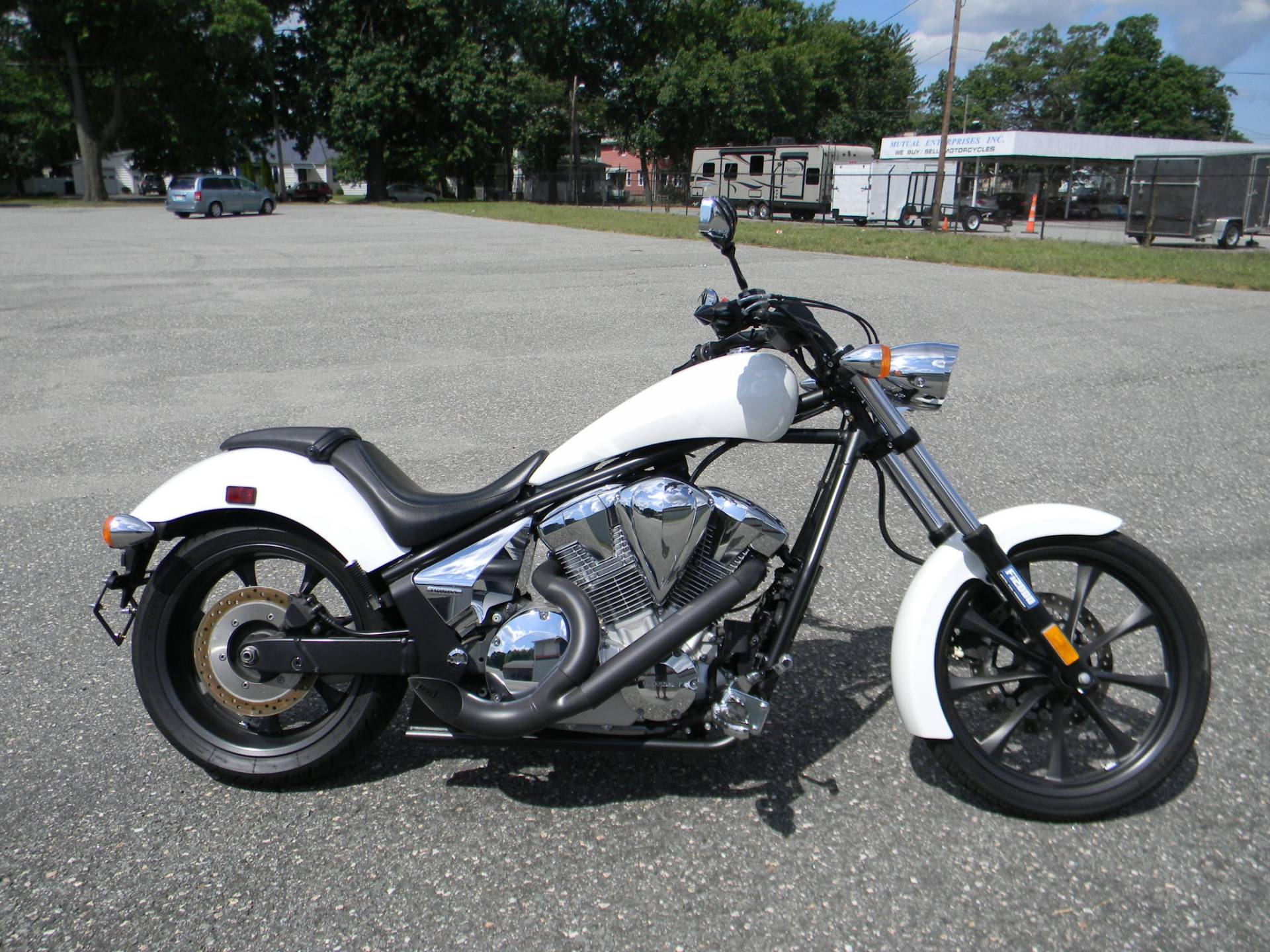 2011 Honda Fury™ in Springfield, Massachusetts